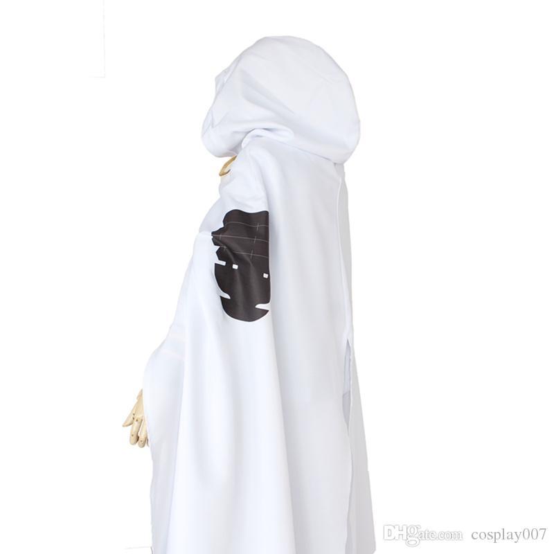 Trajes de Mikaela Hyakuya cosplay uniforme Anime japonés Serafín de la ropa final Masquerade / Mardi Gras / Carnival suministro de stoc