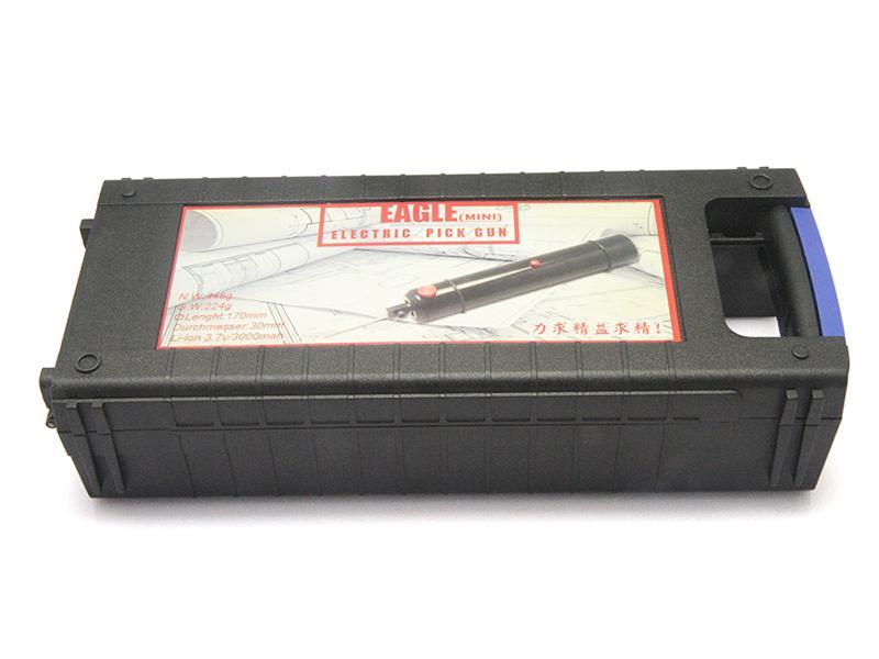 Ferramentas de bloqueio de locksmith ferramentas águia mini picareta elétrica auto-apertar agulha de parafuso de aperto precisamente ajustável tamanho pequeno volume baixo peso