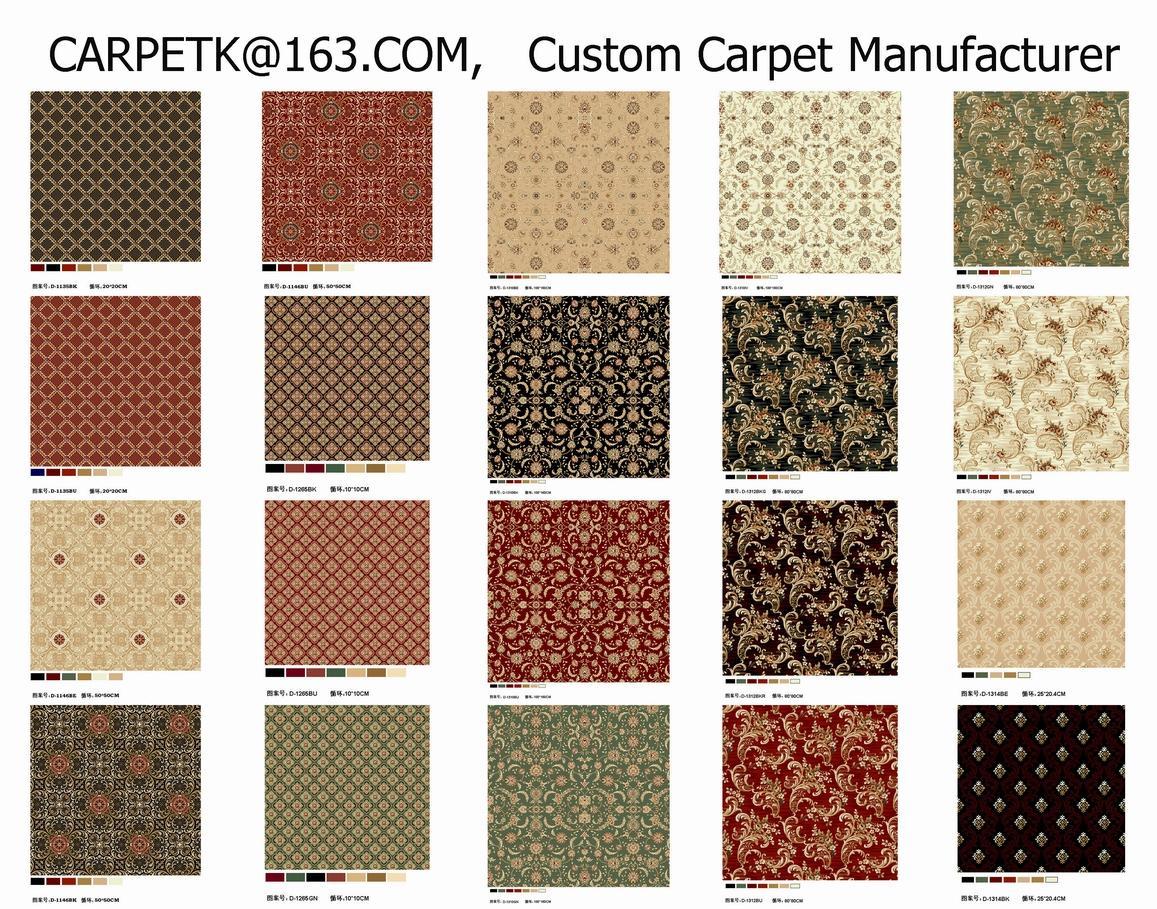 China Axminster Carpet Custom Oem Odm Axminster Carpets
