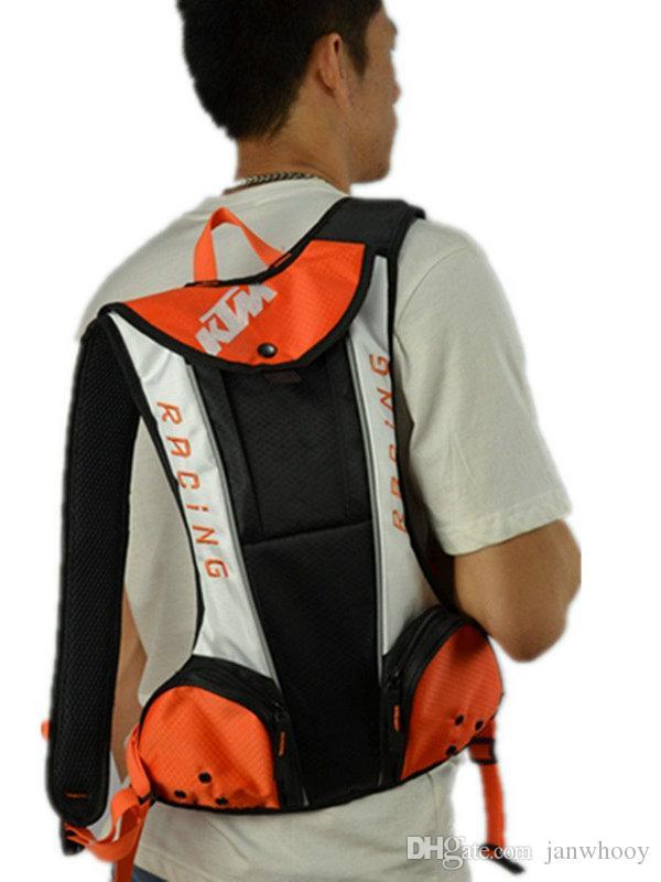 الحرة الشحن على غرار شعبية KTM ظهره حقيبة المياه / السفر على ظهره / دراجة نارية على ظهره / أكياس ظهره اليومية Bolsas Mochilas