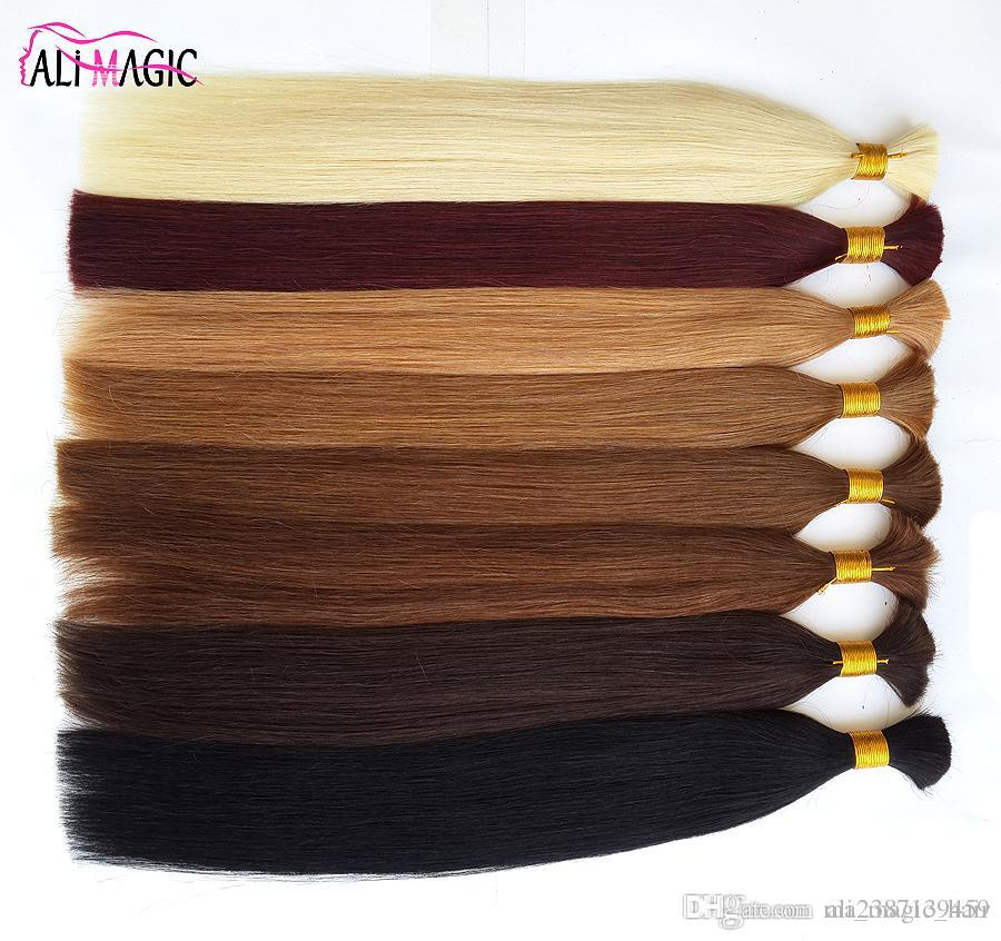 Human Hair Weaves Ali Pearl Hair Long Length 28 30 32 34 36 38 40 Inches Brazilian Deep Wave Bundles 1 Piece Only Human Hair Remy Natural Color
