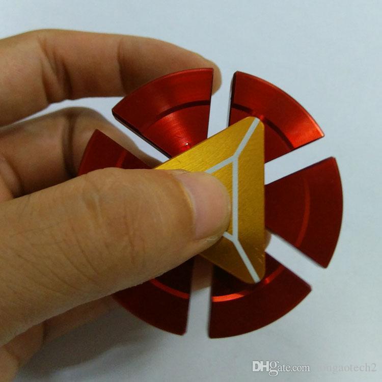 Китай Spinner Fidget Hand Finger Игрушка Анти-Тревога Стресс Скука Редуктор для Детей Взрослых с бесплатной доставкой