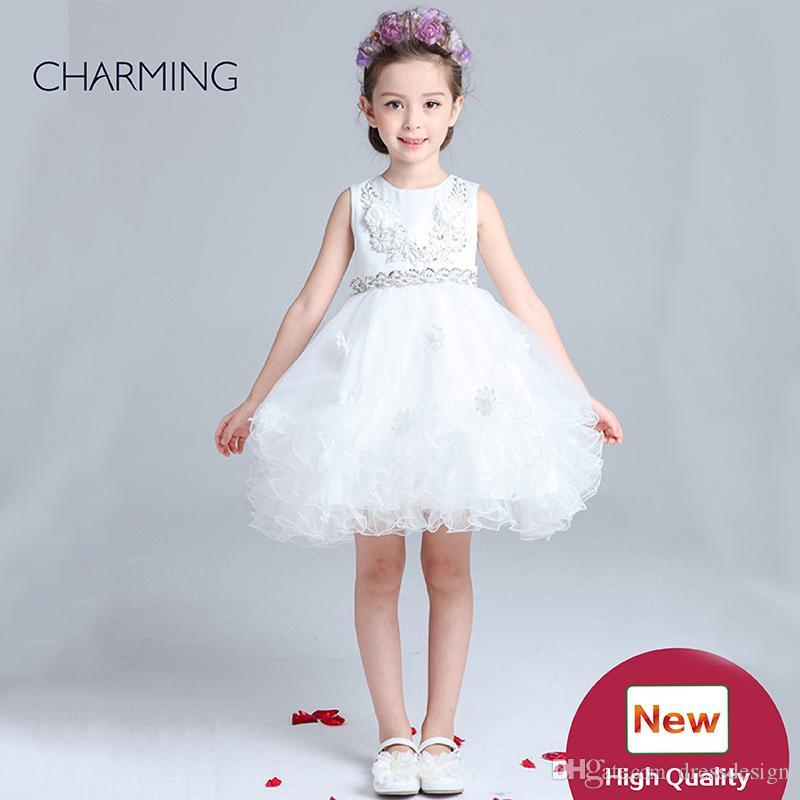 Girls Dresses Chinese Wholesale Pretty Flower Girl Dresses Wholesale