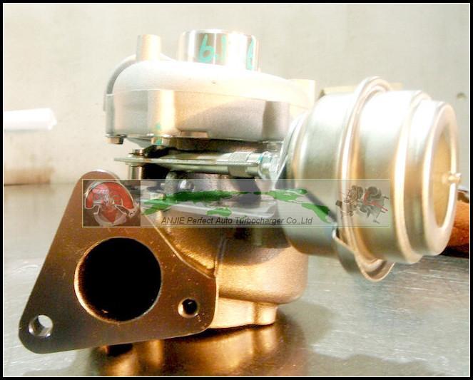 GT1749V 758219 758219-5003S Turbo Turbocharger For VOLKSWAGEN VW Passat B6 For AUDI A4 A6 2.0TDI 04-08 4V BLB BRE DPF 2.0L TDI (4)