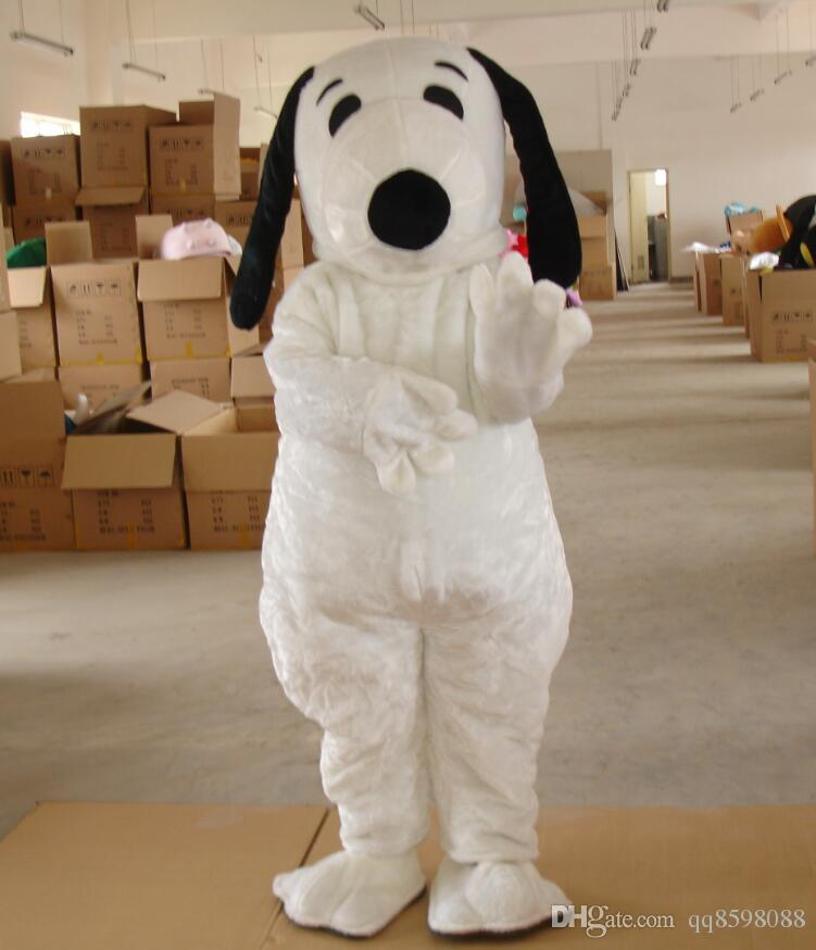 Snoopy adult costume