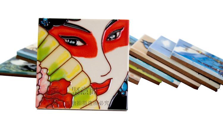 Gli ornamenti dipinti a mano creativi Arredamento la casa murale Regalo di compleanno regalo di compleanno cinese posta air bag
