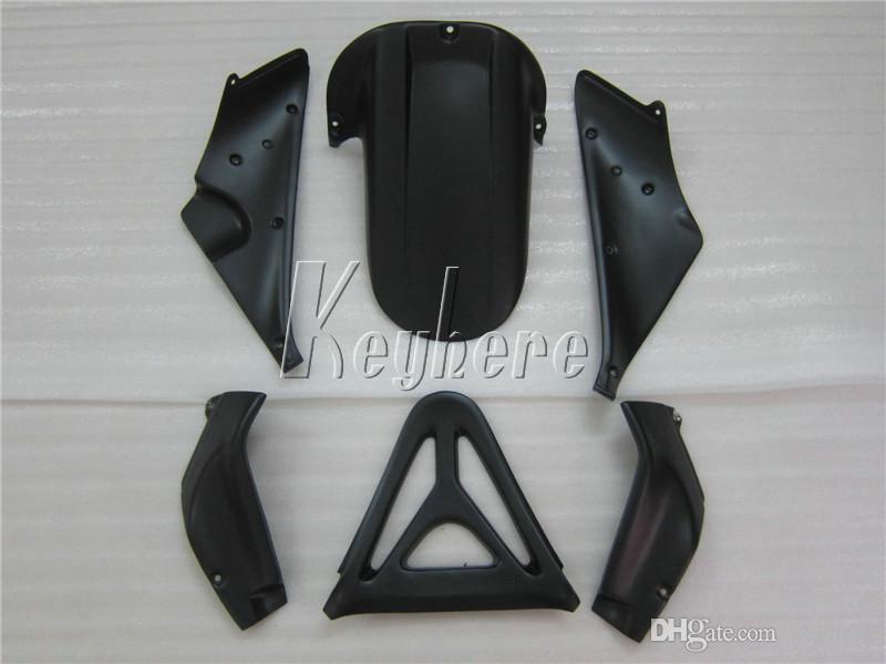 Partes del cuerpo del mercado de accesorios Juego de carenado para el carenado negro brillante Yamaha YZFR1 2000 2001 YZF R1 00 01 IT07