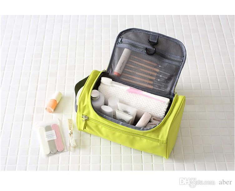 borse bagagli Cosmetic bag Lavare NUOVO arrivo del reggiseno di corsa Ordinamento dell'organizzatore del sacchetto impermeabile sacchetti di trucco della borsa