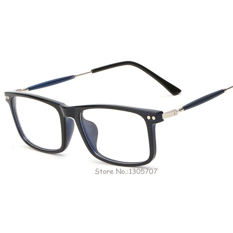 a0c8674c28f Wholesale- JIE.B TR90 Original Glasses Frame Optical Men Vintage ...