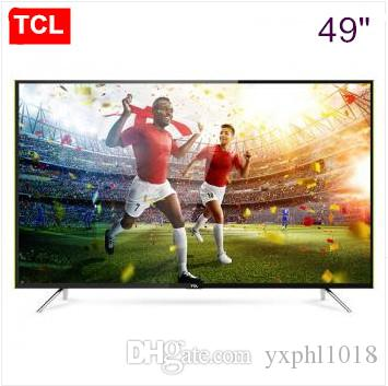 TCL 49 inch viewing king sports version of the RGB real 4K 64-bit quad-core  ultra-high-definition 3840 * 2160 the most popular products!