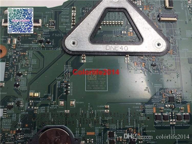 i7-5500U V28DP For Dell Inspiron 3542 Motherboard Mainboard without Graphics Card tested & Working perfect
