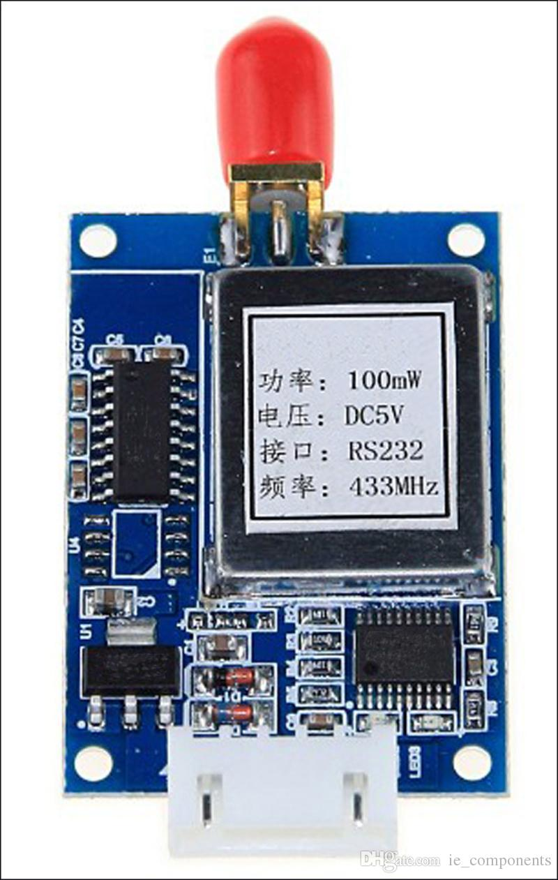 433mhz Rf Transmitter Receiver Kits Module Esr Lcr Meter Usb Ab5 For Sale Electroniccircuitsdiagramscom Online With 2515 Piece On Ie Componentss Store