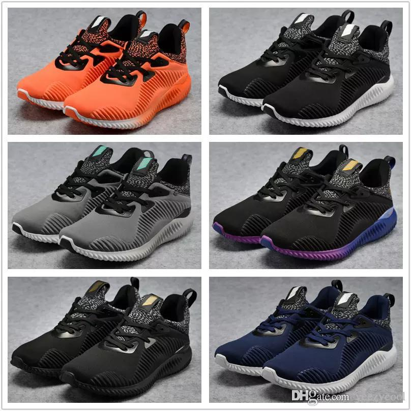 With Box With Box 2017 Discount Cheap Wholesale Boost 330 Men Women Running  Shoes 8 Colors Alphabounce Cheap Fashion Casual Shoes Size 5-11