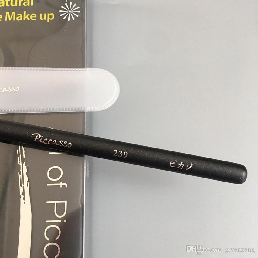 All of Beauty PICCASSO Makeup Brushes - New 239 fluffy eyeshadow White Goat Hair Eye Pencil Brush - Beauty Makeup Blender DHL Free