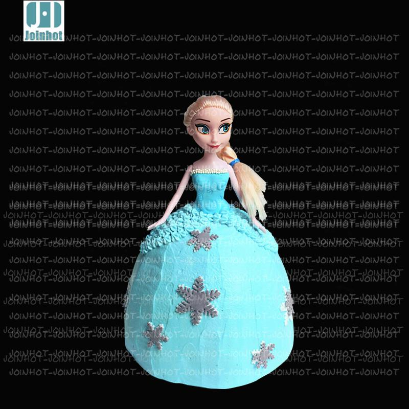 Best Wholesale Cute Beautiful Girl Doll Cake Topper Birthday Cake
