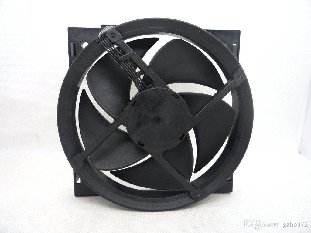 Original novo para microsoft xbox one ventilador de refrigeração x877980 jogo principal ventilador de refrigeração NIDEC 12 CM I12T12MS1A5-57A07 12025 12 V 0.5A