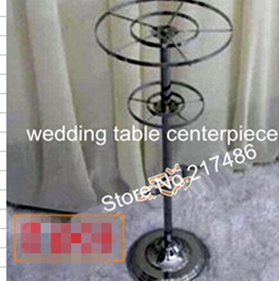 только умственная стойка Высокие круглые центральные части свадебного пола, дорожка для свадьбы