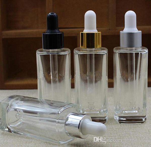 30ml Dropper Bottle Glass For E Liquid E Juice Essential