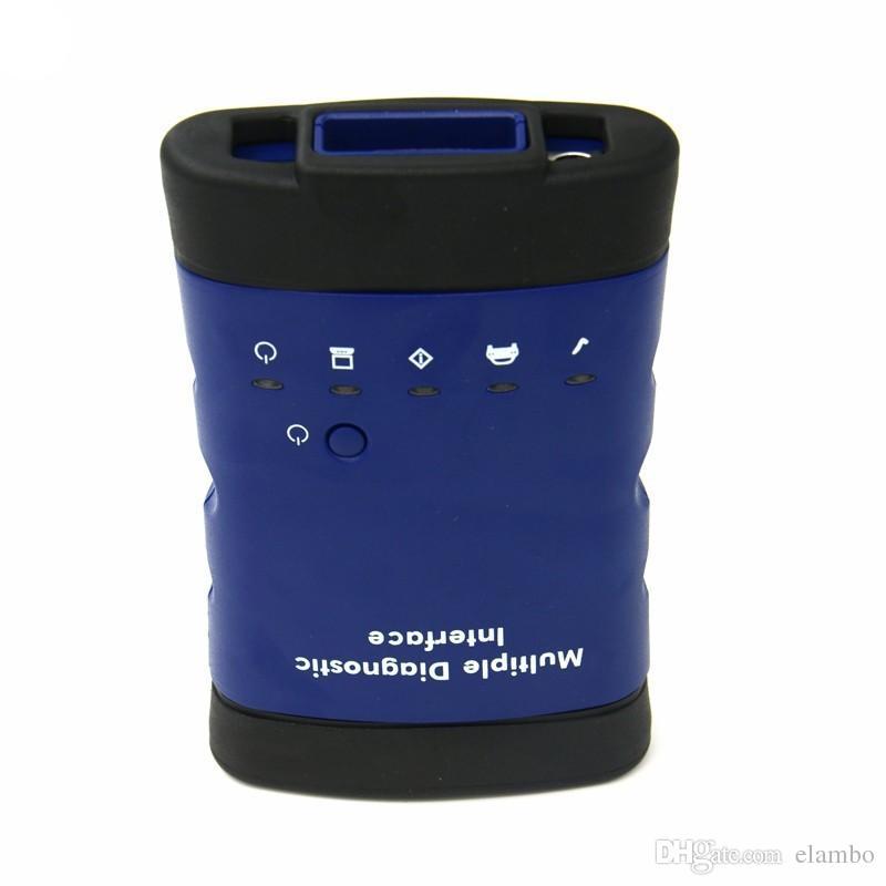 2017 GM MDI Multiple Diagnostic Interface GM MDI Auto Outil De Diagnostic gm mdi scanner dhl livraison gratuite