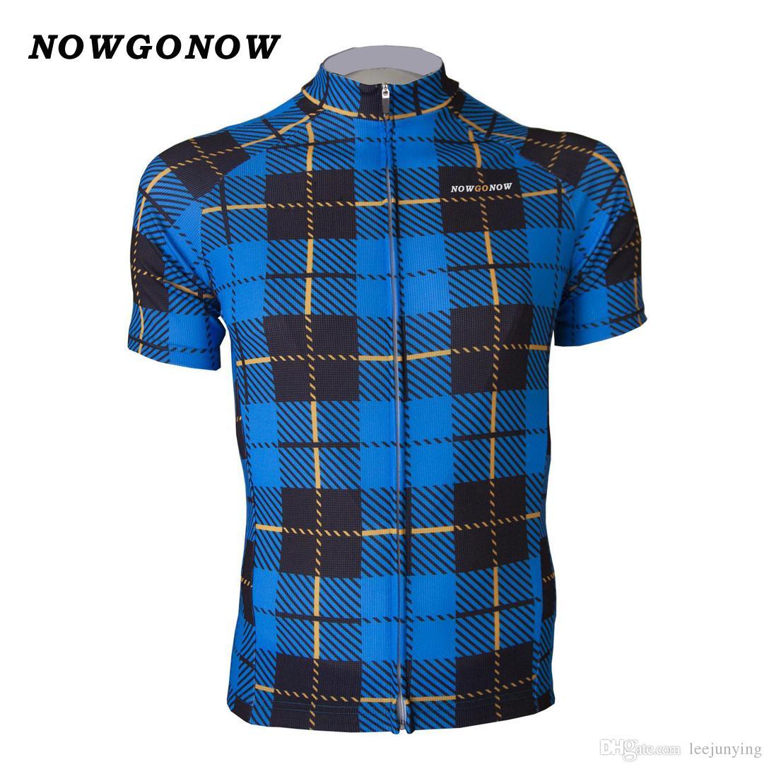 2017 велоспорт Джерси набор команда одежда велосипед носить синий летний джентльмен велосипед про езда дорога ретро Майо NOWGONOW гель pad нагрудник шорты