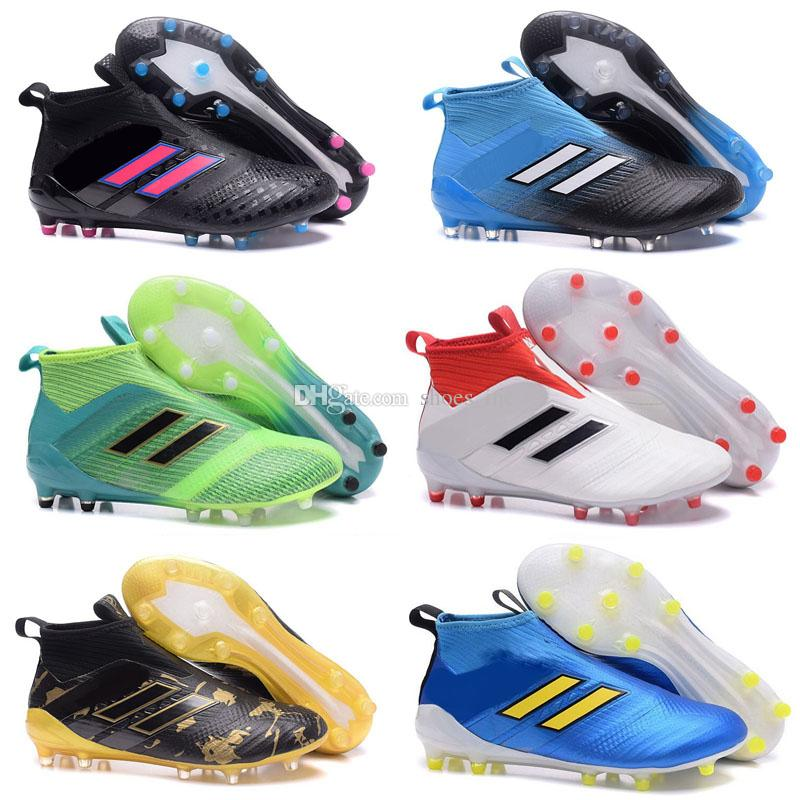 huge selection of eec8d 45d40 ACE 17 Purecontrol FG Dragon UCL Limited Edition football boots,Pogba  Schwarz,Pogba Soccer Shoes,mens Soccer Cleats,Messi Training Sneakers