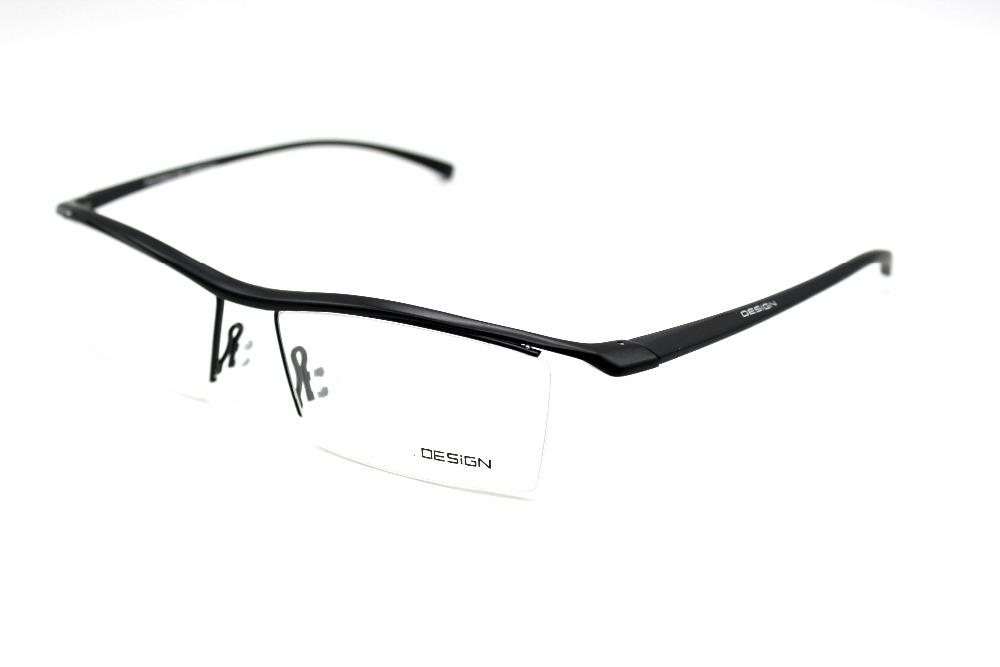 Wholesale- Men Titanium front TR90 BLACK MORDERN DESIGN Glasses ...