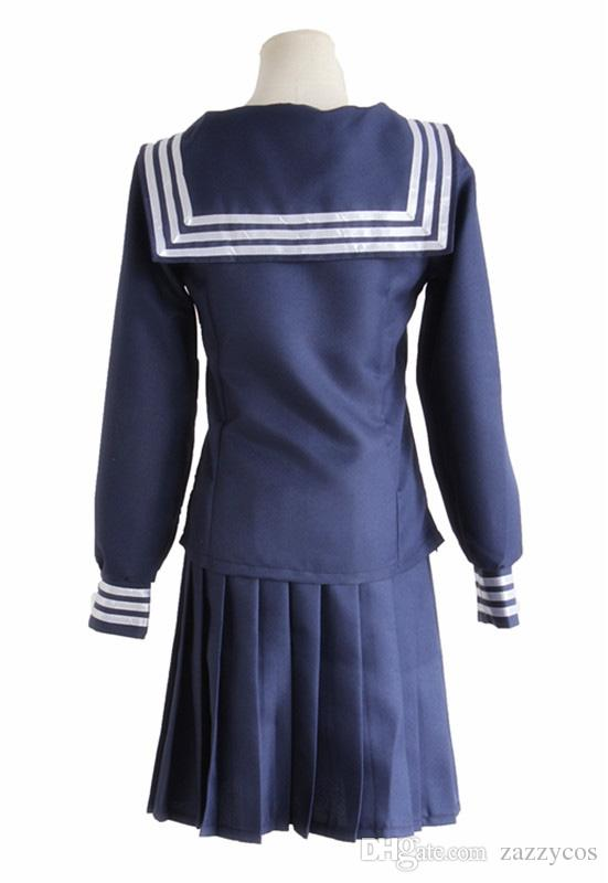 TIGER DRAGON Toradora Aisaka Taiga salior Cosplay Costume sexy halloween costumes for women School Suit Uniform