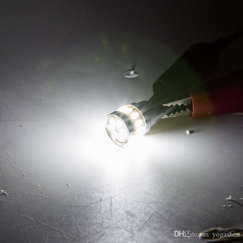 LYMOYO led T10 w5w led 3014 18SMD 194 168 Araba Yan Kama lambalar için Kuyruk Işık Lambası Ampul park Led Plaka Işıklar 12 v