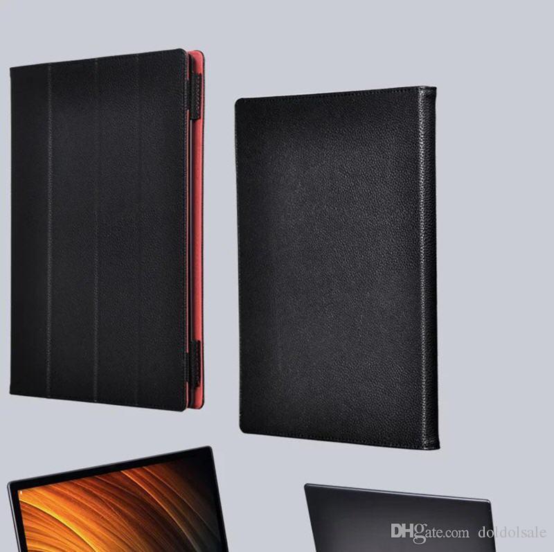 Custodia in pelle di lusso stampa fiore PU custodia Lenovo Yoga A12 12.2 pollici Tablet + Custodia protettiva penna stilo
