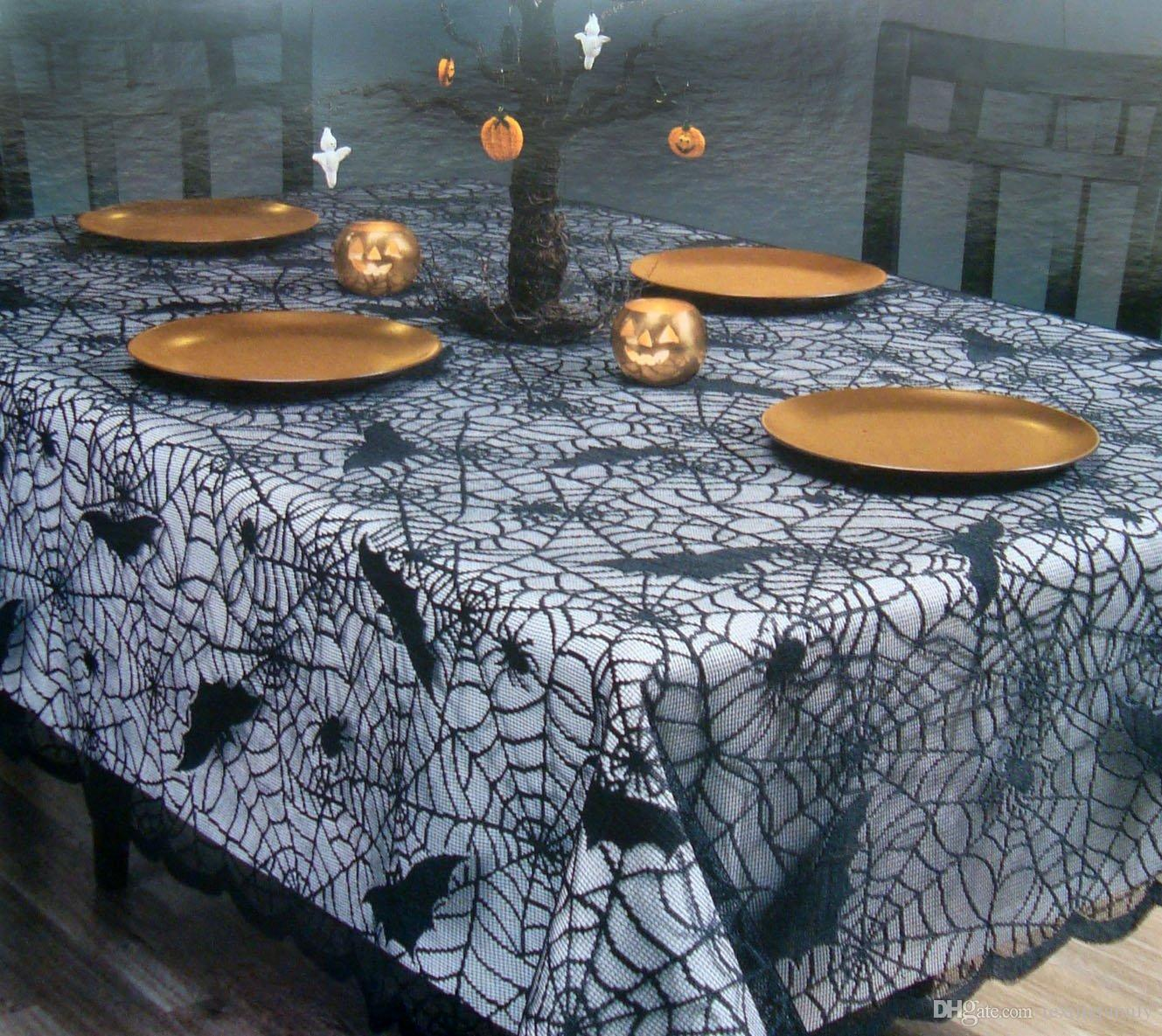 Halloween tablecloths - 10