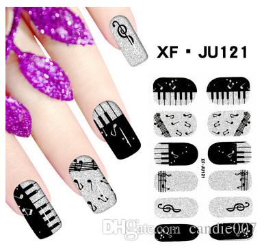 Stars Lips Nail Foil Wraps Nail Art Stickers Patch Foils For Girls