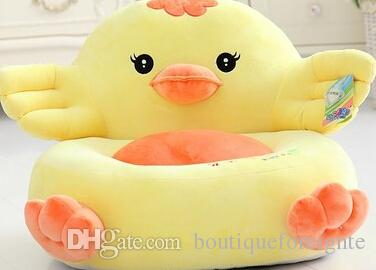2018 2017newplush Toy Duck Lazy Sofa Cartoon Child Sofa Creative Penguin Frog Kids Plush Chair Seat Doll Gift From Boutiqueforeignte $46.61 | Dhgate.Com & 2018 2017newplush Toy Duck Lazy Sofa Cartoon Child Sofa Creative ...