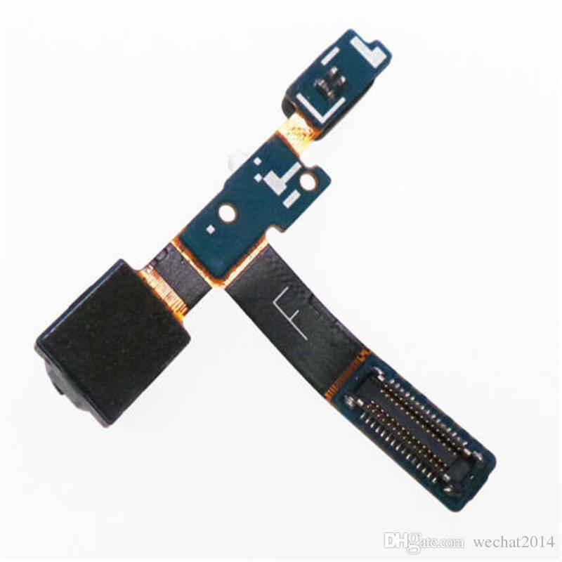 삼성 갤럭시 노트 2 3 4 무료 DHL을위한 전면 카메라 모듈 리본 교체 부품