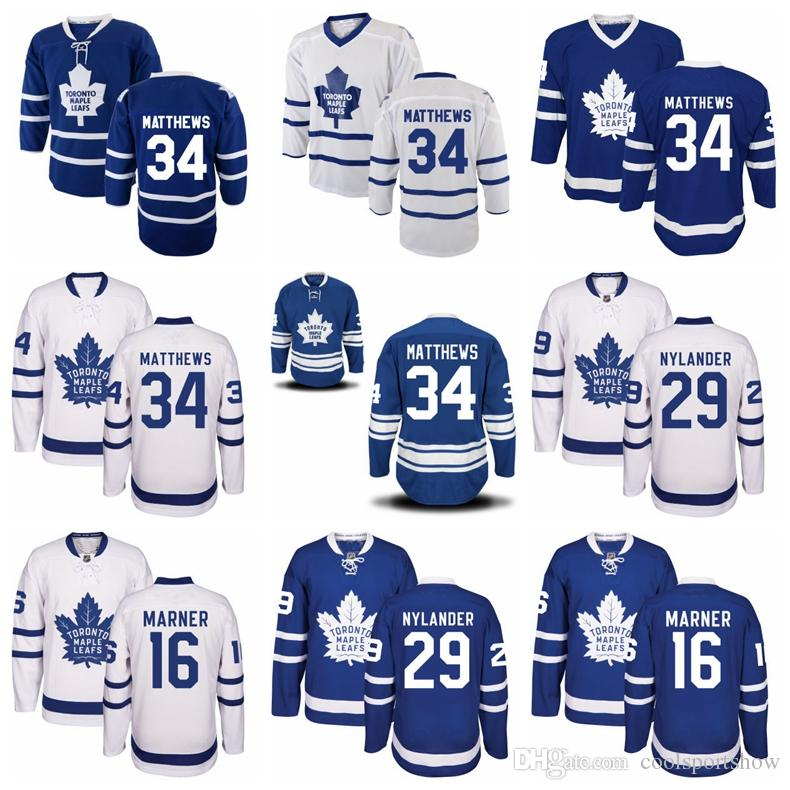 bc31ae10cf6 Youth Kids Toronto Maple Leafs #34 Auston Matthews Jersey New Season Winter  Classic 100% Stitched Embroidery Logos Hockey Jerseys Wholesale Hockey  Jersey ...