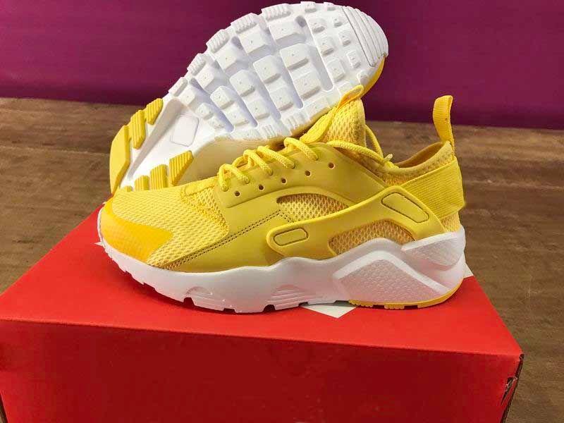 newest c4b65 21e7f scarpe huarache giallo