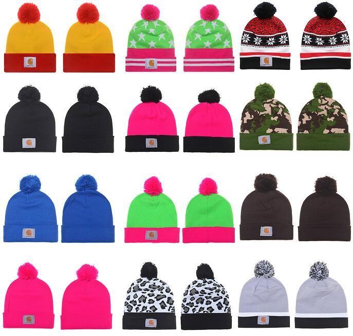 New Fashion 2017 Winter Warm Hip Hop Skullies Diamond Beanie Knitted ... c538d5bffd8e