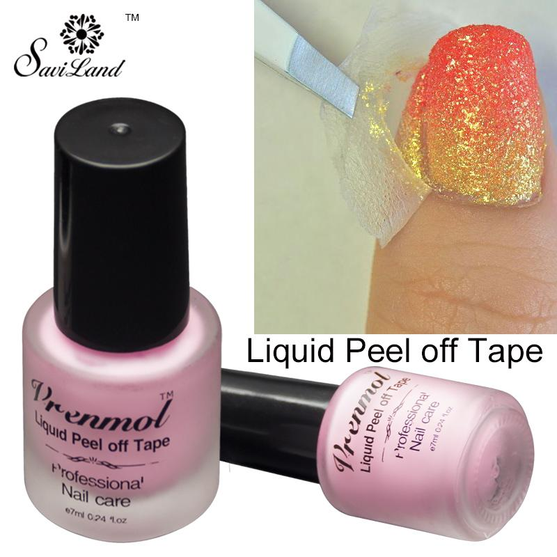 Wholesale Vrenmol Liquid Peel Off Tape Nail Art Tape Latex Tape ...