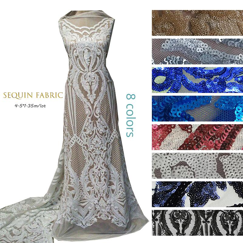 Best Evening Dress Sewing Fabric