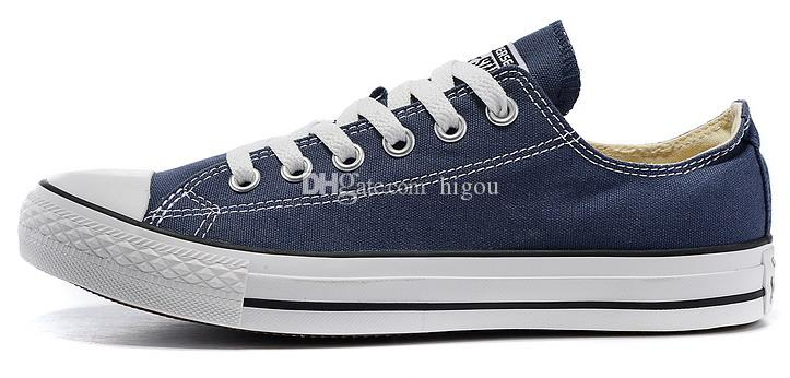 3400ab89f6c4 2017 Converse Chuck Tay Lor All Star Shoes Low Top For Men Women Casual  Canvas Shoes Brand Converses Sneakers Classic Skateboarding Shoes High Heel  Shoes ...
