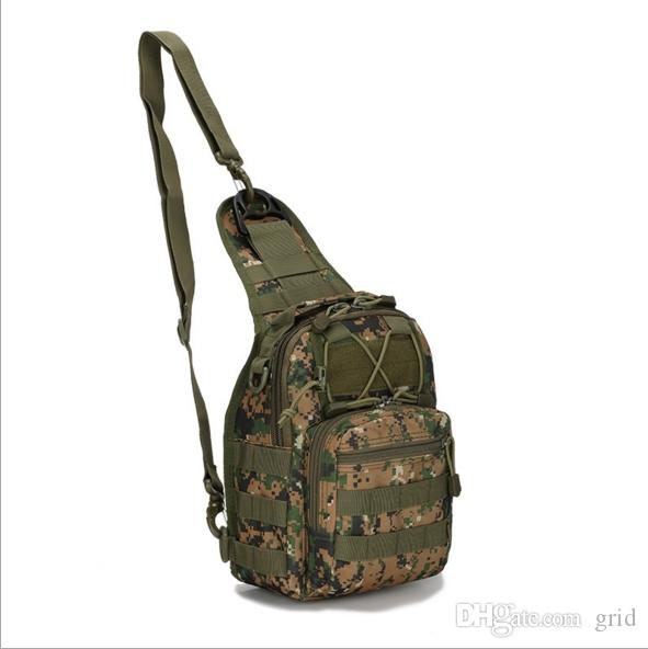 New Arrival 600D Outdoor Sports Bag Shoulder Military Camping Hiking Bag Tactical Backpack Utility Camping Travel Hiking Trekking Bag