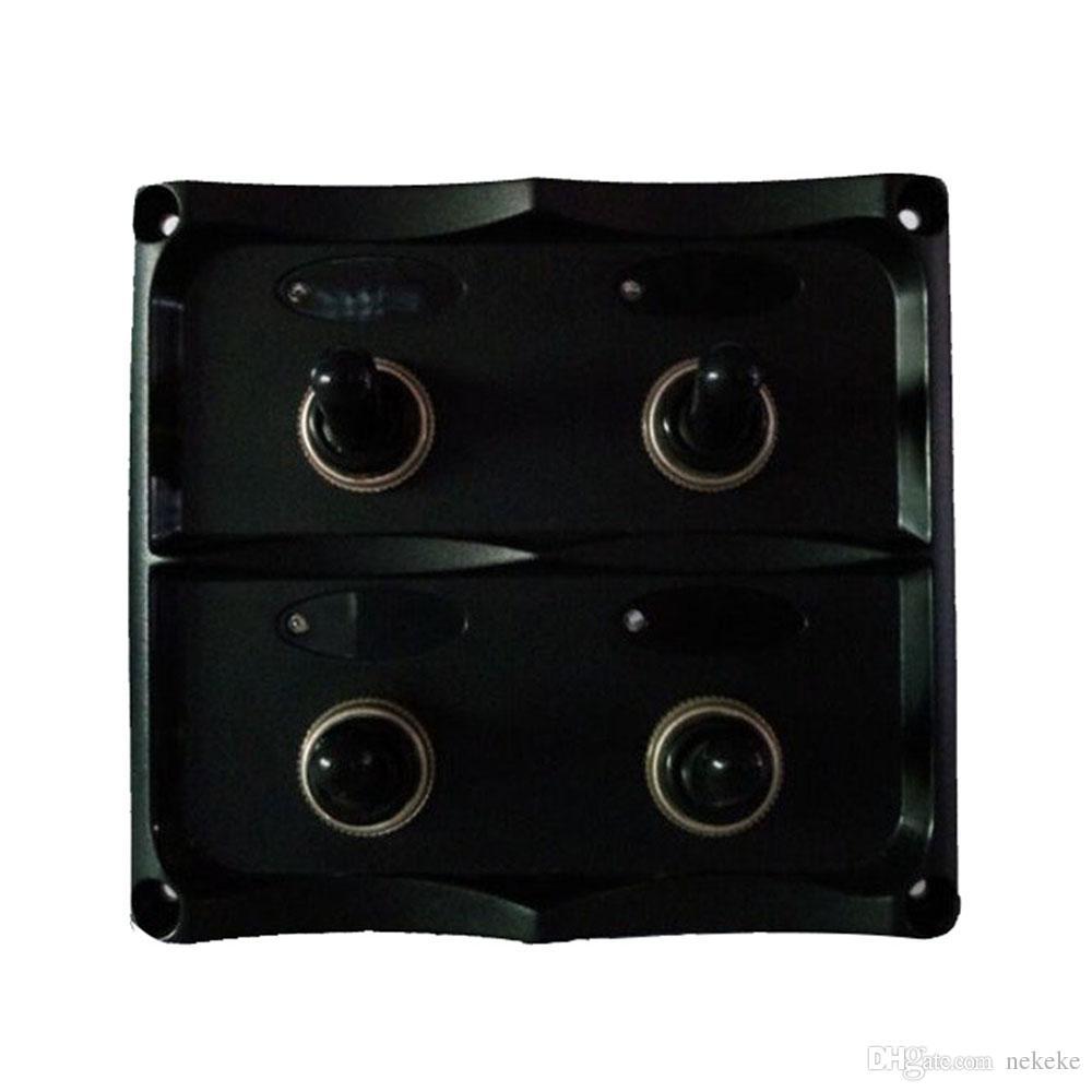2018 Car Marine Boat Fuse Toggle Switch Panel From Nekeke, $18.6 |  Dhgate.Com