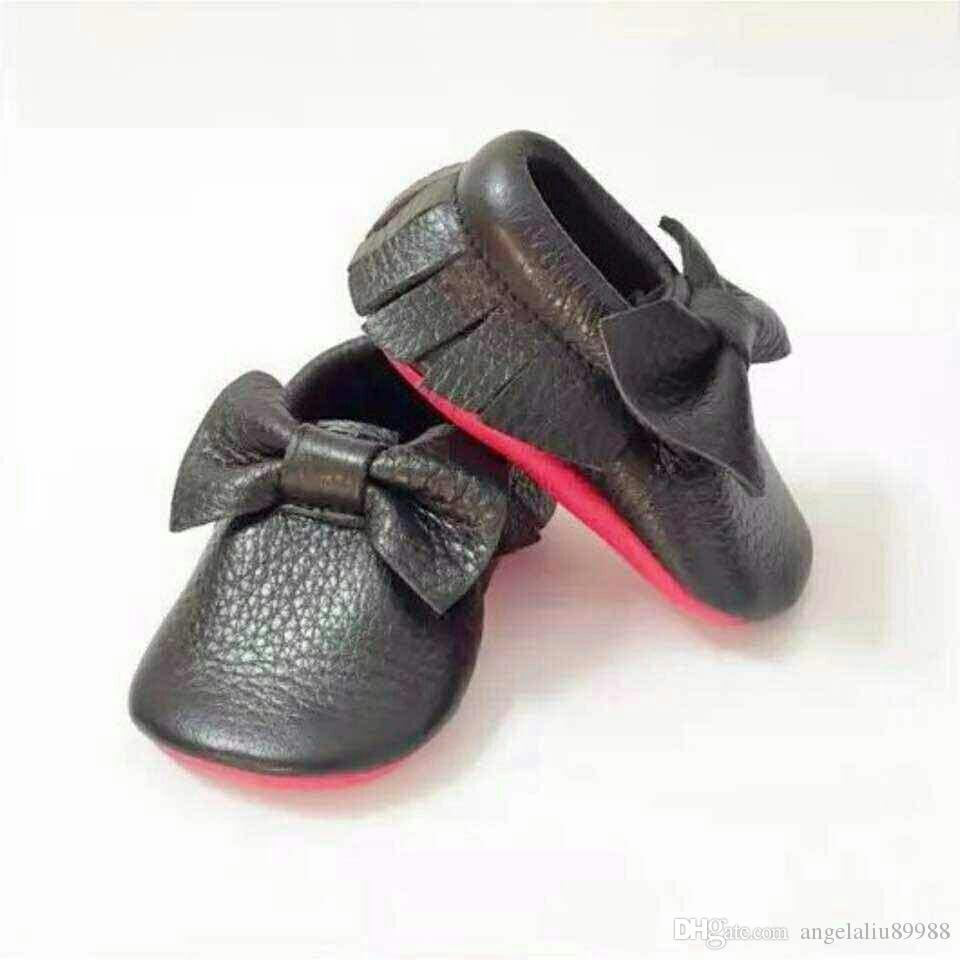 louboutin baby moccasin