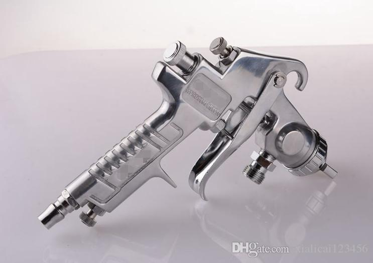 W-77 painting spray gun airbrush for Furniture and Hardware coating with best price and good quality free DHL shipping
