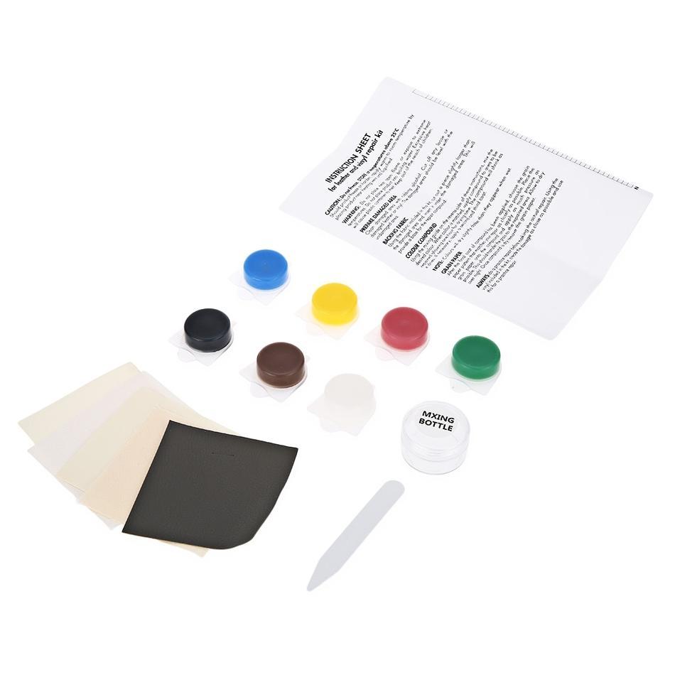 Wholesale Auto Car Seat Sofa Crack Rip No Heat Liquid Leather Vinyl Repair Kit Online With 2813 Piece