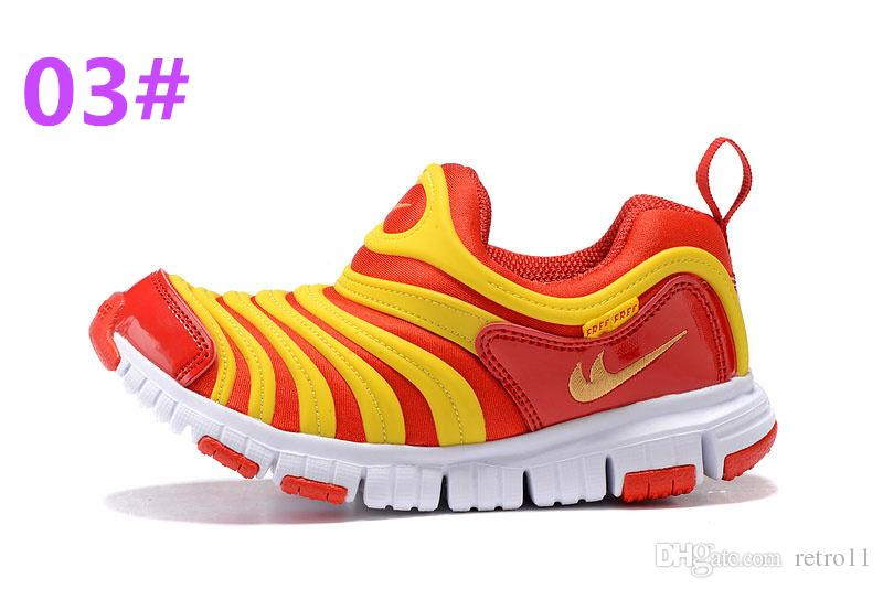 bec2ea8e420a Dynamo Free TD Toddler Kids Shoes Spring Autumn Children Shoes ...