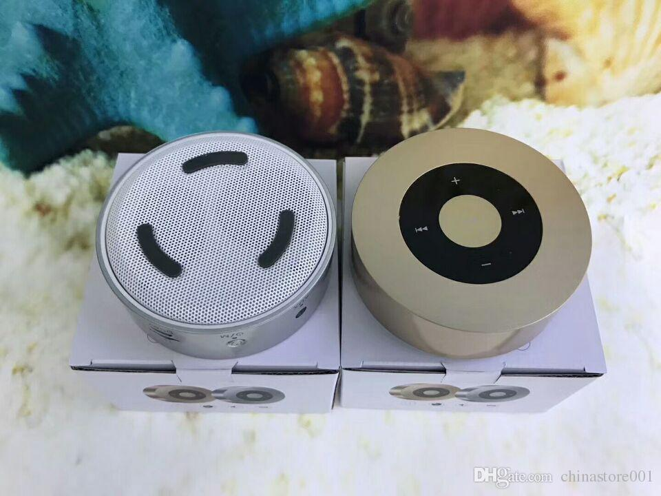 A8 Bluetooth Wireless Speaker Hot Sell Low Price Portable Mini Speaker MP3 Player Support Call Micro SD Card Touch Screen Better Than A9