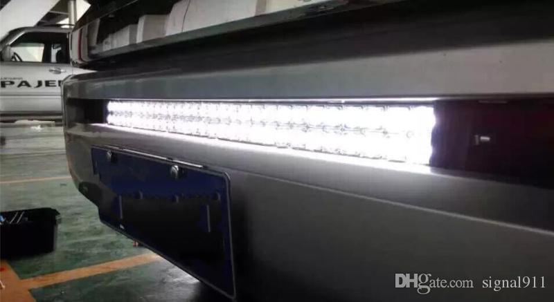 Salut-puissance DC10-30V 50inch voiture haute puissance 288W Led lumière de travail, feux de route Led, étanche IP67
