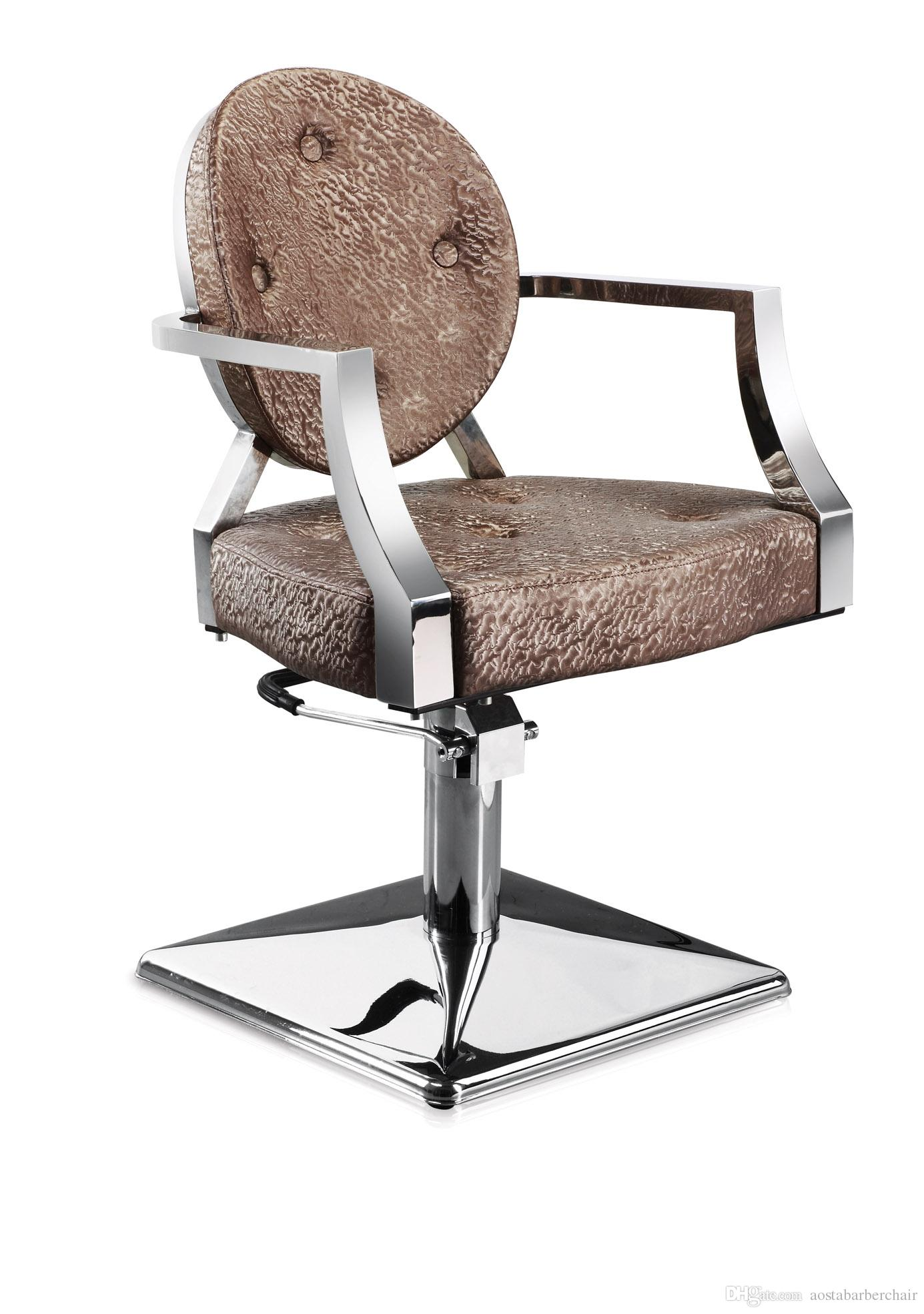 See larger image - 2018 Antique Hair Salon Styling Chair;Salon Barber Chair With