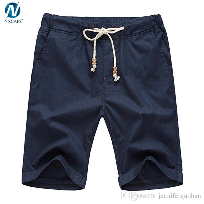 2017 Comfortable Mens Shorts Casual Men Short Pants With ...