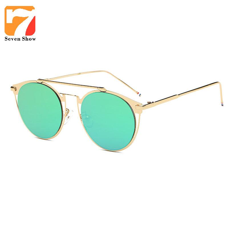 12d843a2aed Wholesale New Rimless Cat Eye Sunglasses Women Men Luxury THOM Brand Brown  Fashion Sun Glasses Shades Mens Sunglasses Eyewear Gafas De Sol Polarised  ...
